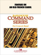 Fanfare on an Old French Carol cover.