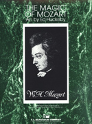 The Magic of Mozart cover.
