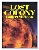 Lost Colony cover.