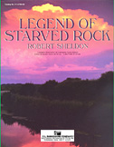 Legend of Starved Rock cover.