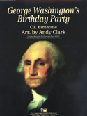 George Washington's Birthday Party cover.