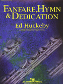 Fanfare, Hymn and Dedication cover.