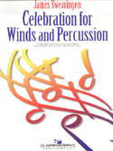 Celebration for Winds and Percussion cover.