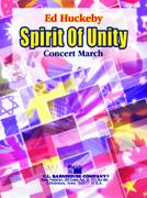 Spirit of Unity cover.