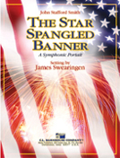 The Star Spangled Banner cover.