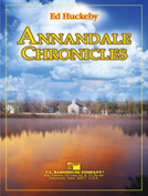 Annandale Chronicles cover.