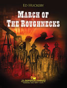 March of the Roughnecks cover.