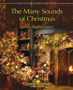 The Many Sounds of Christmas cover.