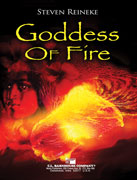 Goddess of Fire cover.