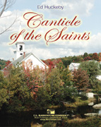 Canticle of the Saints cover.