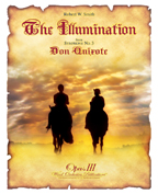 "The Illumination (Symphony No. 3, ""Don Quixote,"" Mvt. 4) cover."