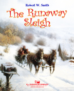 The Runaway Sleigh cover.