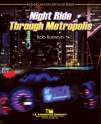Night Ride Through Metropolis cover.