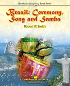 Brazil: Ceremony, Song and Samba cover.