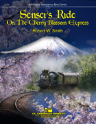 Sensei's Ride On The Cherry Blossom Express cover.