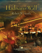 Hadrian's Wall cover.