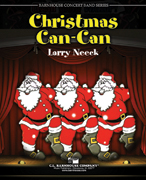 Christmas Can-Can
