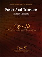 Favor and Treasure