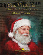 Yes, Virginia, There Is A Santa Claus cover.