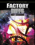 Factory Riffs cover.
