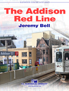 The Addison Red Line cover.