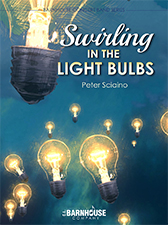 Swirling In The Light Bulbs