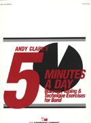Five Minutes a Day #1 cover.