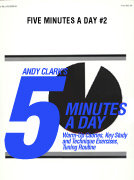 Five Minutes A Day #2 cover.