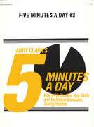 Five Minutes A Day #3 cover.
