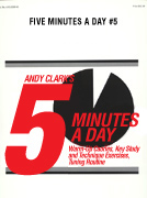 Five Minutes A Day #5 cover.