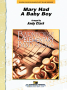Mary Had A Baby Boy cover.