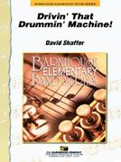 Drivin' That Drummin' Machine!
