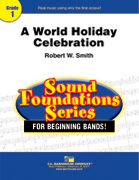 A World Holiday Celebration cover.