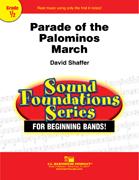 Parade of the Palominos