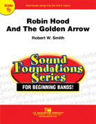 Robin Hood and the Golden Arrow cover.