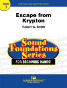 Escape From Krypton cover.