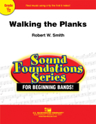Walking the Planks cover.