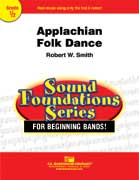 Appalachian Folk Dance cover.