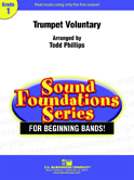 Trumpet Voluntary (Concert Band - Score and Parts)