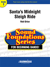 Santa's Midnight Sleigh Ride