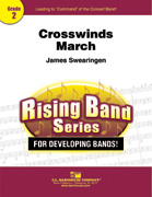 Crosswinds March cover.