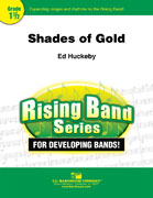 Shades of Gold cover.