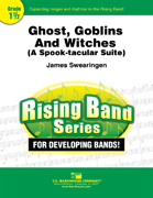 Ghosts, Goblins and Witches cover.