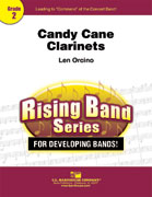 Candy Cane Clarinets cover.