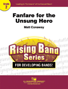 Fanfare for the Unsung Hero cover.