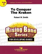 To Conquer The Kraken cover.