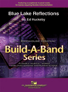 Blue Lake Reflections cover.