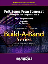 Folk Songs From Somerset