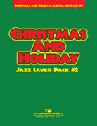 Christmas and Holiday Jazz Saver Pack #2 cover.