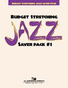 Budget Stretching Jazz Saver Pack #1 cover.